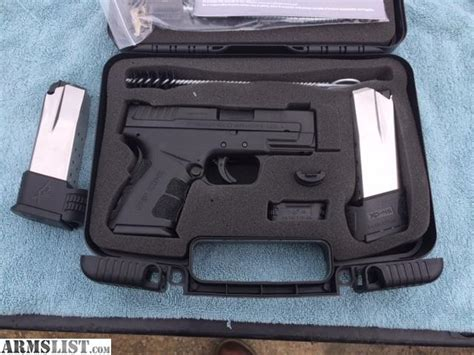 springfield xd 45 acp tactical light armslist for sale springfield xd m 45acp compact with