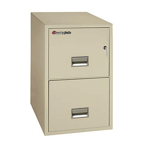 Sentry Safe Drawer by Sentry Safe Safe 2 Drawer Vertical File Cabinet 27