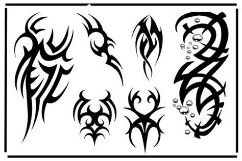 tattoo flash tribal tribal tattoo design img1162 171 tribal 171 flash tatto sets