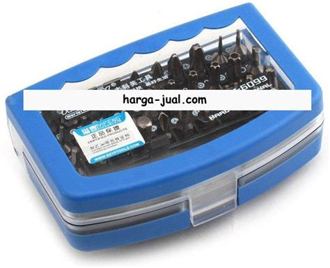 Obeng Set Magnetic 31 In 1 31 in 1 magnetic screwdriver tool miliki 30 jenis kepala