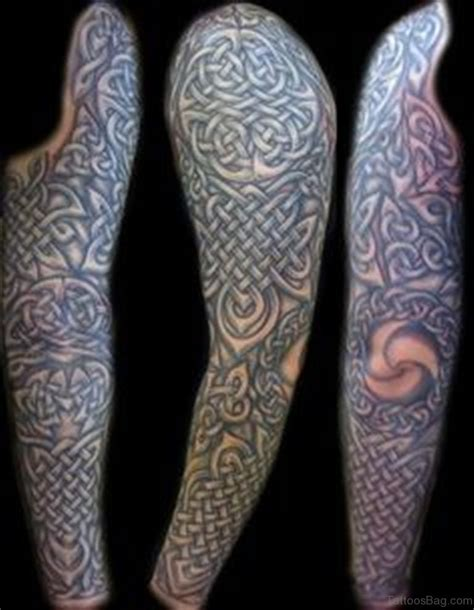 cool irish tattoos sleeves images