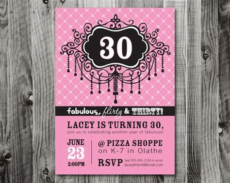 thirty birthday invitation wording 20 interesting 30th birthday invitations themes wording sles birthday invitations