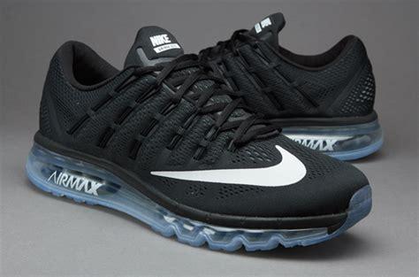 Sepatu Nike Air Max U sepatu sneakers nike air max 2016 black white grey
