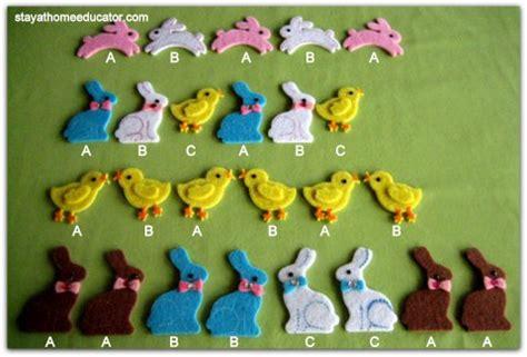 types of pattern for kindergarten ab ab pattern preschool 171 free knitting patterns
