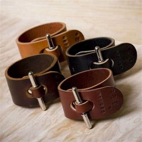Gelang Corak Kulit Keren Leather Like Bracelet 20 model gelang kulit wanita terkeren cuakep
