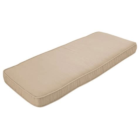 bench replacement cushions replacement bench cushion garden winds