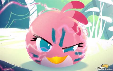 Stelan Angry Bird angry birds stella coming to app stores on september 4th angrybirdsnest