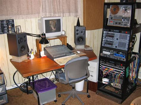 small home studio desk wiring a professional recording studio recording studio