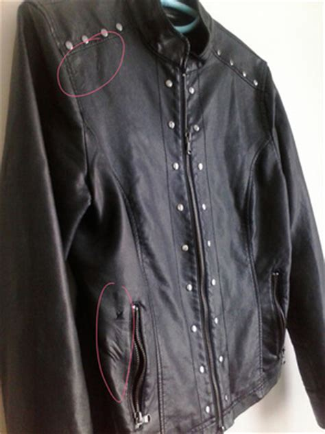 Faux Leather Is Peeling by Revive A Peeling Faux Leather Jacket Tldyou