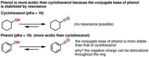 Multiplek Phenol alcohols 3 acidity and basicity master organic chemistry