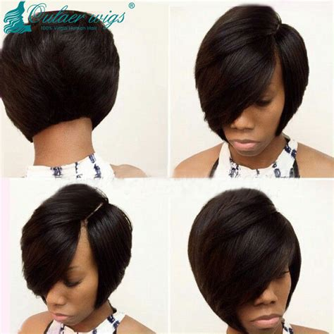 bob cut wigs african americans celebrity short bobs reviews online shopping celebrity