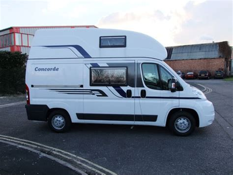 concorde compact review concorde motorhomes practical