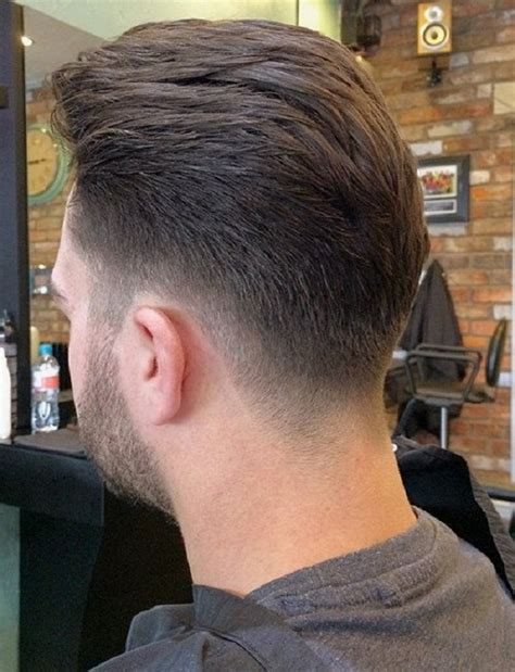 back of head haircuts fade haircut styling for modern men what you need to know