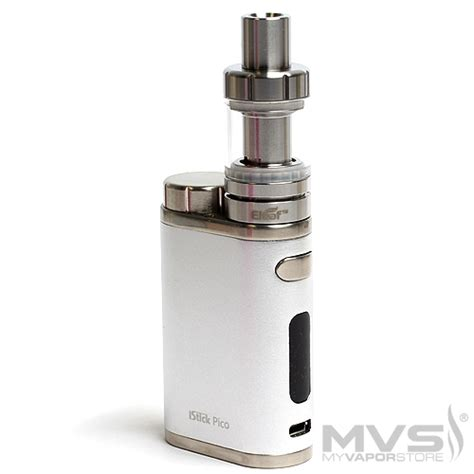 Eleaf Istick Pico 75w Mod With Melo Iii Mini Paket Ngebul Authentic ismoka eleaf istick pico 75w melo 3 mini kit silver