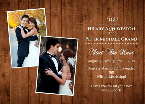 Wedding Announcement Wording Before Wedding by Best 25 Wedding Announcement Wording Ideas On