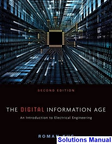 digital information digital information age an introduction to electrical