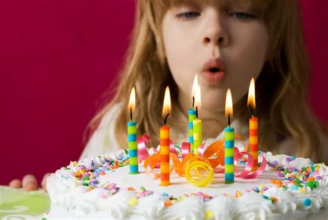 why do we blow out candles on birthday cakes mental floss