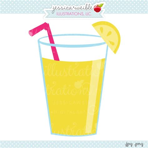lemonade clip straw clipart lemonade pencil and in color straw clipart