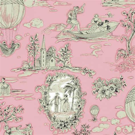 Impressionnant Toile De Jouy Decoration #1: ob_355a45_toile-de-jouy-romances-en-ballon-fond.jpg