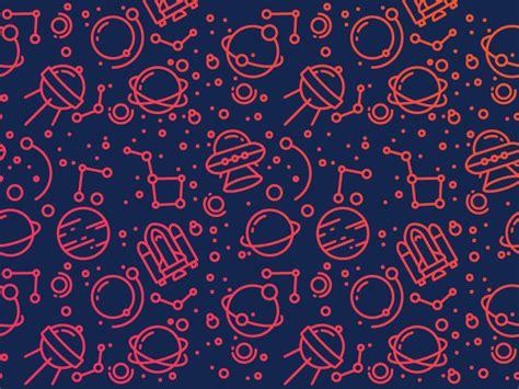 space pattern background free seamless space pattern by justas galaburda dribbble