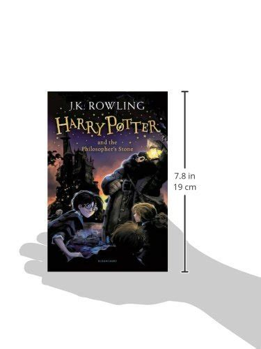 1408855658 harry potter and the philosopher s libro harry potter and the philosopher s stone 1 7 di j k
