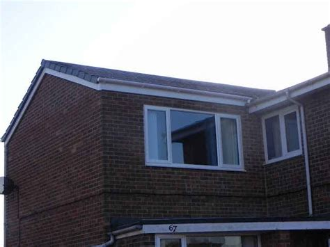 Pitched Roof To Flat Roof Flat To Pitched Roof D P Mcnair Roofing Contractor