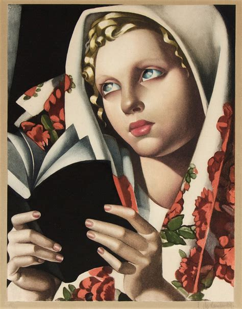 Home Interiors Photos by Tamara De Lempicka La Polonaise Print For Sale At 1stdibs