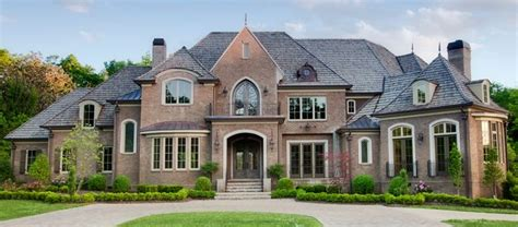 large luxury homes brick mansion www bontool brick work