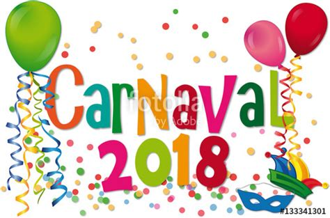 Carnaval De 2018 Quot Carnaval 2018 Quot Stock Image And Royalty Free Vector Files