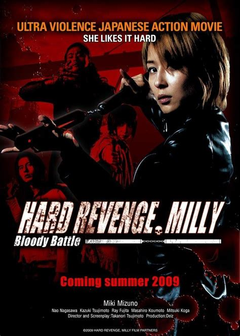 my bloody pelicula trailer milly bloody battle 2009 filmaffinity
