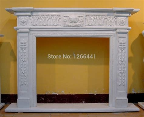 Cheap Marble Fireplaces by Get Cheap Marble Fireplace Mantel Aliexpress