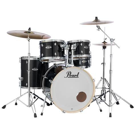 Jetblack Lexus Standart Export pearl export 22 quot jet black complete drumset 171 drum kit