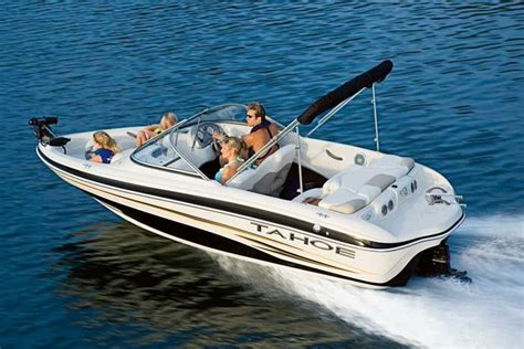 tahoe boats q4 research tahoe boats q4 sport fish on iboats