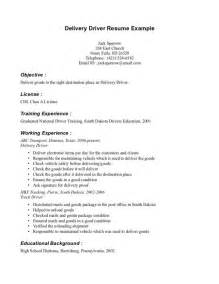 Taxi Driver Cover Letter by Resume Exle Taxi Cab Driver Cover Letter