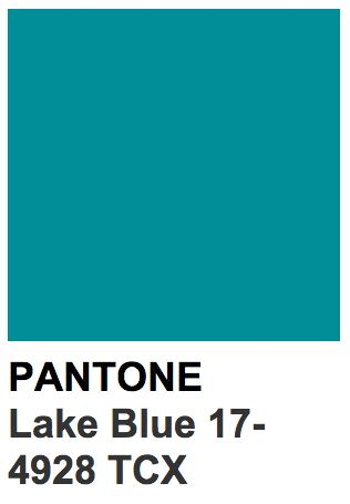 lake blue color colors