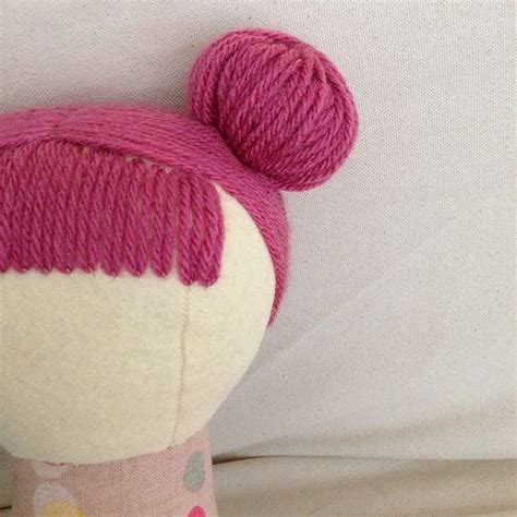 how to mack a bun in a dall hade 17 best images about dolls 1 soft dolls dollmaking