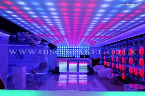 disco ceiling l led disco panneau plafond applications disco designer