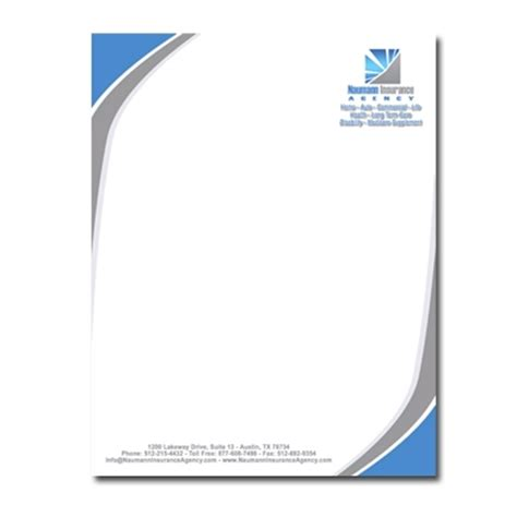 Free Printable Business Letterhead Templates Best Template Design Images Letterhead With Logo Template