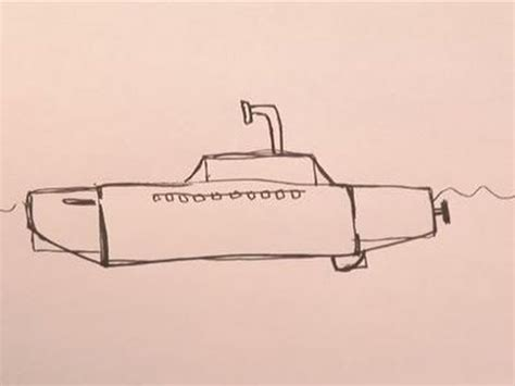 u esy how to draw your own submarine youtube
