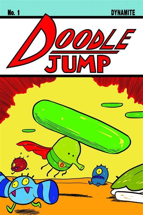 doodle jump comics 1 doodle jump 1 gran cover fresh comics