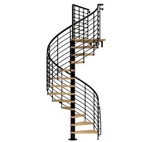 Spiral Staircase Kits   Stair Parts   The Home Depot