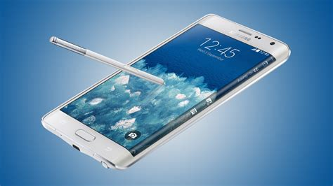 Samsung Note Edge Samsung Galaxy Note Edge Start Of A New Era