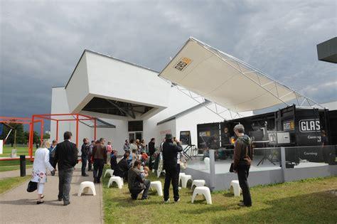 design museum event glasslab at vitra design museum corning museum of glass