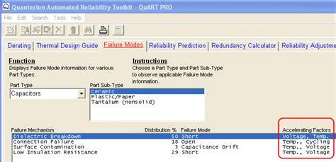 mtbf quality factor capacitor ceramic capacitor mtbf 28 images mtbf quality factor