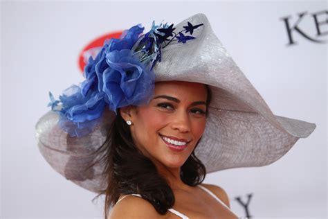haircut deals derby the best hats from the 2011 kentucky derby popsugar beauty