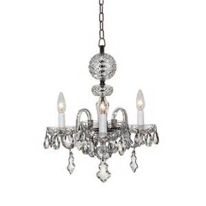 Waterford Chandeliers Waterford Catrina 3 Arm Chandelier Bloomingdale S