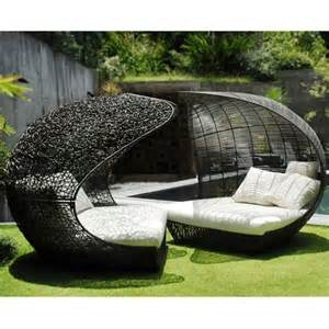 outdoor furniture daybed afternoon delight outdoor daybeds 187 curbly diy design
