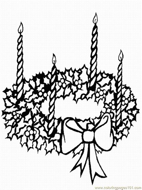 printable christmas wreath pictures wreath coloring printable coloring pages