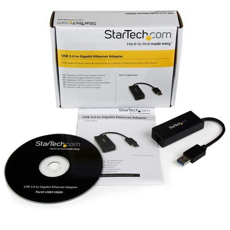 Nic Usb startech usb 3 0 to gigabit ethernet nic network