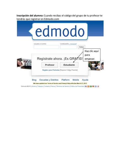 tutorial edmodo para alumnos edmodo tutorial del alumno